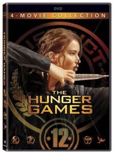 دانلود کالکشن بازی های عطش The Hunger Games دوبله فارسی