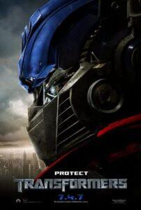 دانلود فیلم تبدیل شوندگان Transformers 2007