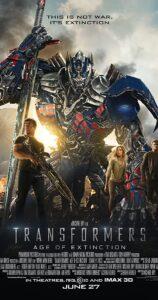 دانلود فیلم تبدیل شوندگان: عصر انقراض Transformers: Age of Extinction 2014