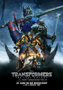 دانلود فیلم تبدیل شوندگان: آخرین شوالیه Transformers: The Last Knight 2017
