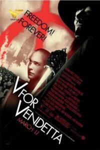 دانلود فیلم انتقام جو V for Vendetta 2005 دوبله فارسی
