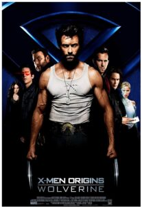 دانلود فیلم خاستگاه مردان ایکس: ولورین X-Men Origins: Wolverine 2009