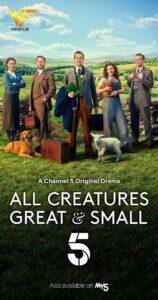 دانلود سریال همه موجودات ریز و درشت All Creatures Great and Small 2020 دوبله فارسی