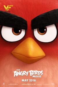 دانلود انیمیشن پرندگان خشمگین Angry Birds 2016