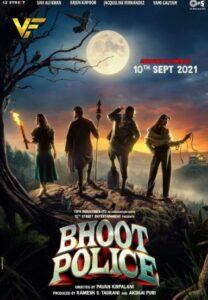 دانلود فیلم پلیس بووت Bhoot police 2021