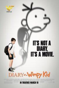 دانلود فیلم خاطرات بچه چلمن Diary of a Wimpy Kid 2010
