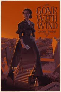 دانلود فیلم بر باد رفته Gone with The Wind 1939 دوبله فارسی