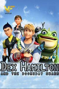 دانلود انیمیشن دکس همیلتون و حشرات بیگانه Dex Hamilton and the Doomsday Swarm 2012