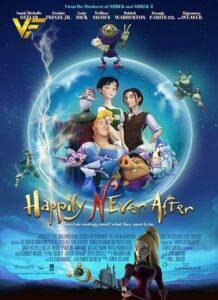 دانلود انیمیشن پایان خوش ناخوش Happily N'Ever After 2006
