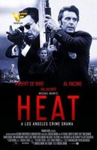 دانلود فیلم مخمصه Heat 1995