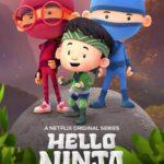 دانلود سریال سلام نینجا Hello Ninja دوبله فارسی