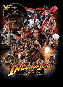 دانلود فیلم ایندیانا جونز و پناهگاه نظم سیاه Indiana Jones and the Sanctuary of the Black Order 2021