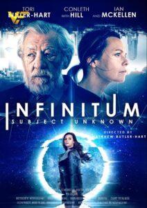 دانلود فیلم بی نهایت : موضوع ناشناخته Infinitum: Subject Unknown 2021