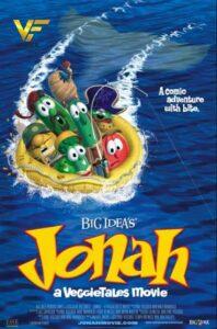دانلود انیمیشن سبزیجات : چتر پدربزرگ Jonah: A VeggieTales Movie 2002