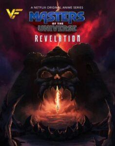 دانلود انیمیشن اربابان جهان: مکاشفه Masters of the Universe: Revelation 2021