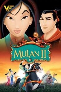 دانلود انیمیشن مولان 2 Mulan II 2004