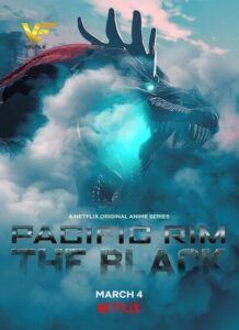دانلود انیمیشن حاشیه اقیانوس آرام سیاه 2021 Pacific Rim: The Black دوبله فارسی