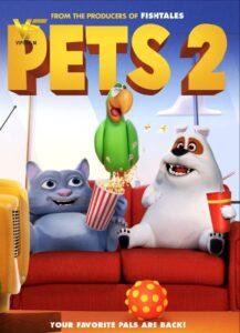 دانلود انیمیشن حیوانات خانگی (2) Pets (2) 2021