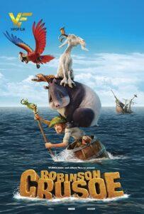 دانلود انیمیشن رابینسون کروزو Robinson Crusoe 2016