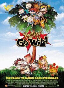 دانلود انیمیشن روگرت ها و راز بقا Rugrats Go Wild 2003