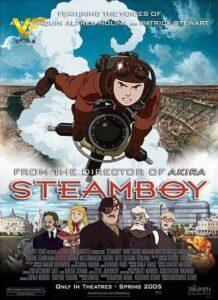 دانلود انیمیشن مخترع میکول ( پسر بخار ) 2004 (Micul inventator (Steamboy