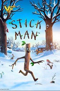 دانلود انیمیشن مرد چوبی Stick Man 2015