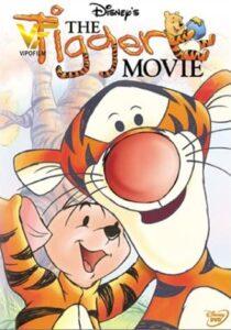 دانلود انیمیشن ماجراهای تیگر (ببری) The Tigger Movie 2000