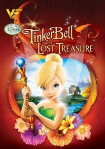 دانلود انیمیشن تینکر بل و گنج گمشده Tinker Bell and the Lost Treasure 2009