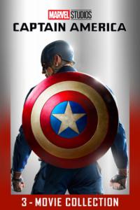 دانلود کالکشن کاپیتان آمریکا Captain America دوبله فارسی