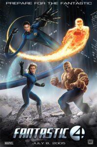 دانلود کالکشن چهار شگفت انگیز Fantastic Four دوبله فارسی