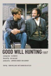 دانلود فیلم ویل هانتینگ نابغه Good Will Hunting 1997 دوبله فارسی