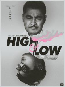دانلود فیلم بهشت و دوزخ High and Low 1963