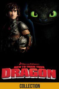 دانلود کالکشن انیمیشن چگونه اژدهای خود را تربیت کنیم How to Train Your Dragon دوبله فارسی