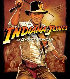 دانلود کالکشن ایندیانا جونز Indiana Jones دوبله فارسی
