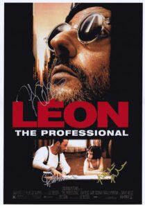 دانلود فیلم لئون حرفه ای Leon: The Professional 1994 دوبله فارسی