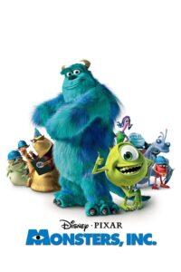 دانلود کالکشن انیمیشن کارخانه هیولا ها Monsters Inc دوبله فارسی
