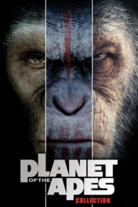 دانلود کالکشن سیاره میمون ها The Planet of The Apes دوبله فارسی