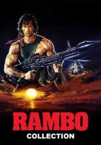 دانلود کالکشن رمبو Rambo دوبله فارسی