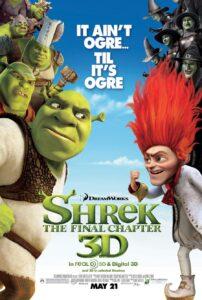دانلود انیمیشن شرک برای همیشه Shrek Forever After 2010