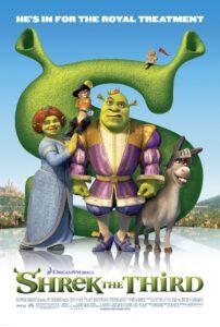 دانلود انیمیشن شرک 3 Shrek The Third 2007