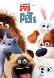 دانلود کالکشن انیمیشن زندگی مخفی حیوانات خانگی The Secret Life of Pets دوبله فارسی