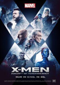 دانلود کالکشن مردان ایکس X-Men دوبله فارسی