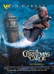 دانلود انیمیشن سرود کریسمس A Christmas Carol 2009
