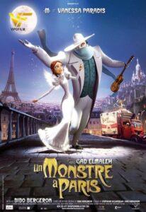 دانلود انیمیشن هیولایی در پاریس A Monster In Paris 2011