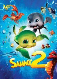 انیمیشن ماجراهای سامی 2: فرار از آکواریوم A Turtle's Tale 2: Sammy's Escape from Paradise 2012
