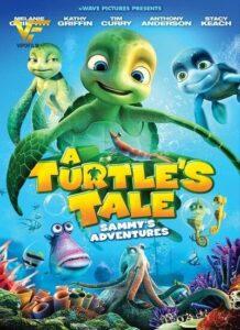 دانلود انیمیشن ماجراهای سامی: دور دنیا در پنجاه سال A Turtle's Tale: Sammy's Adventure 2010