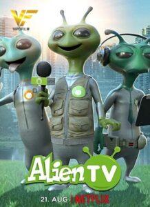 دانلود انیمیشن تلویزیون بیگانه Alien TV دوبله فارسی