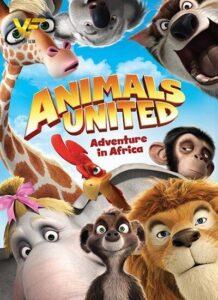 دانلود انیمیشن پیمان حیوانات Animals United 2010