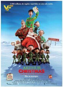 دانلود انیمیشن آرتور کریسمس Arthur Christmas 2011