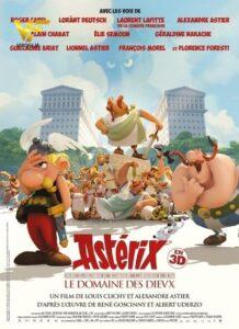 دانلود انیمیشن آستریکس و اوبلیکس: کاخ خدایان Asterix and Obelix: Mansion of the Gods 2014